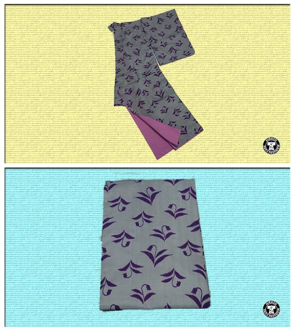 着物から帯collage